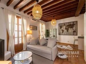 Palma/Ciudad Vieja - Se vende apartamento renovado en el corazón de la ciudad