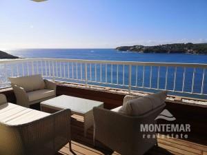 Calvia/Torrenova - Apartamento renovado junto al mar