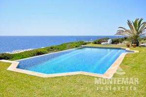 Cala d'Or/Cala Serena - Atractiva villa en 1ª línea de mar con fantásticas vistas al mar