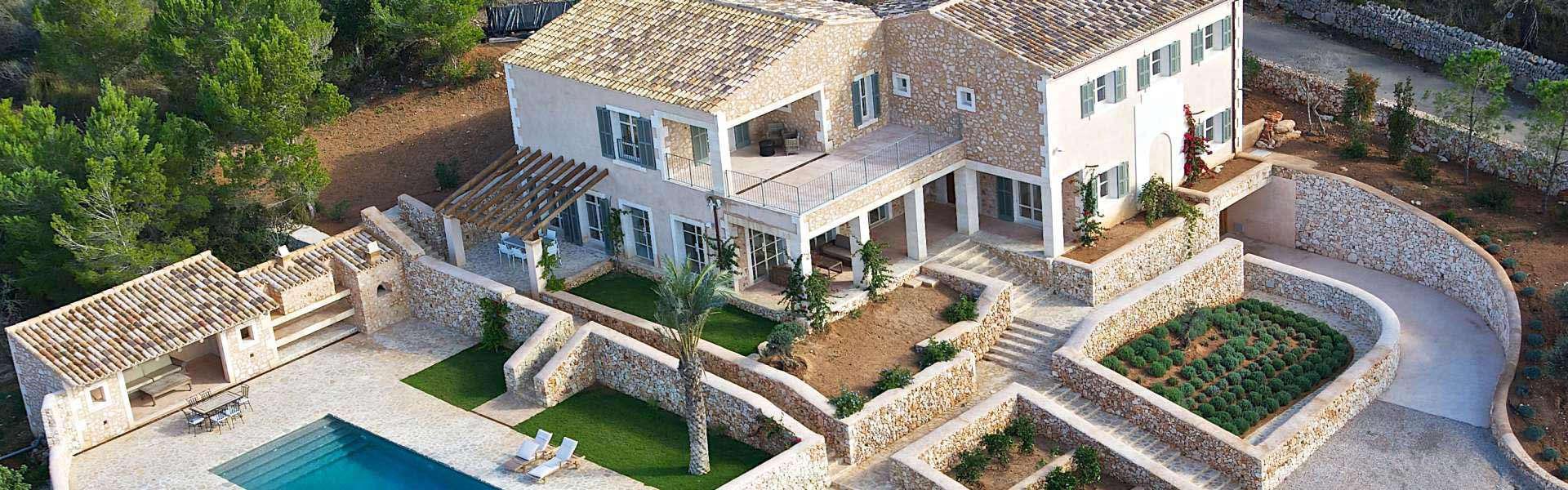 Montemar Immobilien Mallorca - Traumvilla mit Pool auf Mallorca