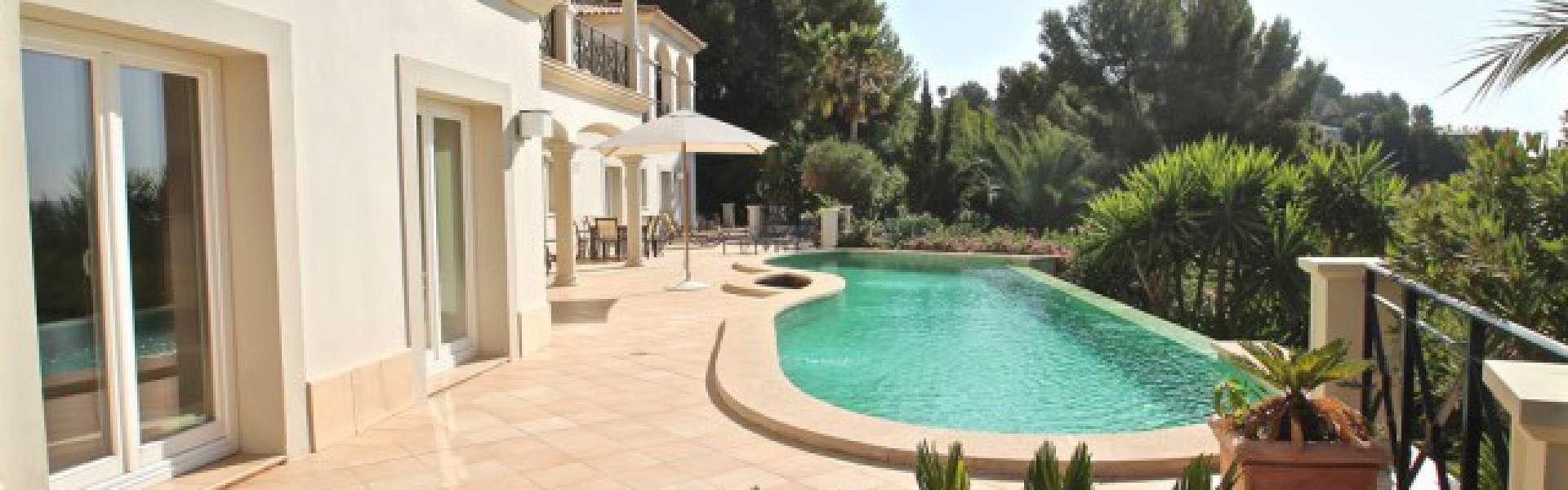 Palma - Son Vida - Villa con vistas únicas a la venta