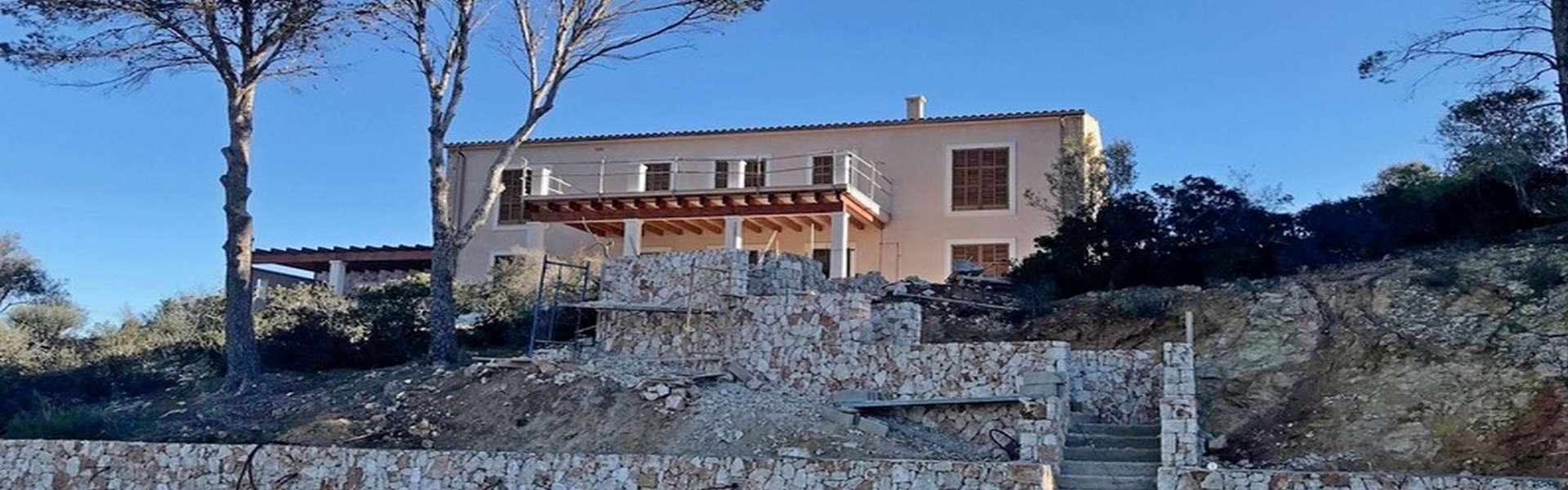 Impresionante proyecto entre Cas Concos y Santanyí