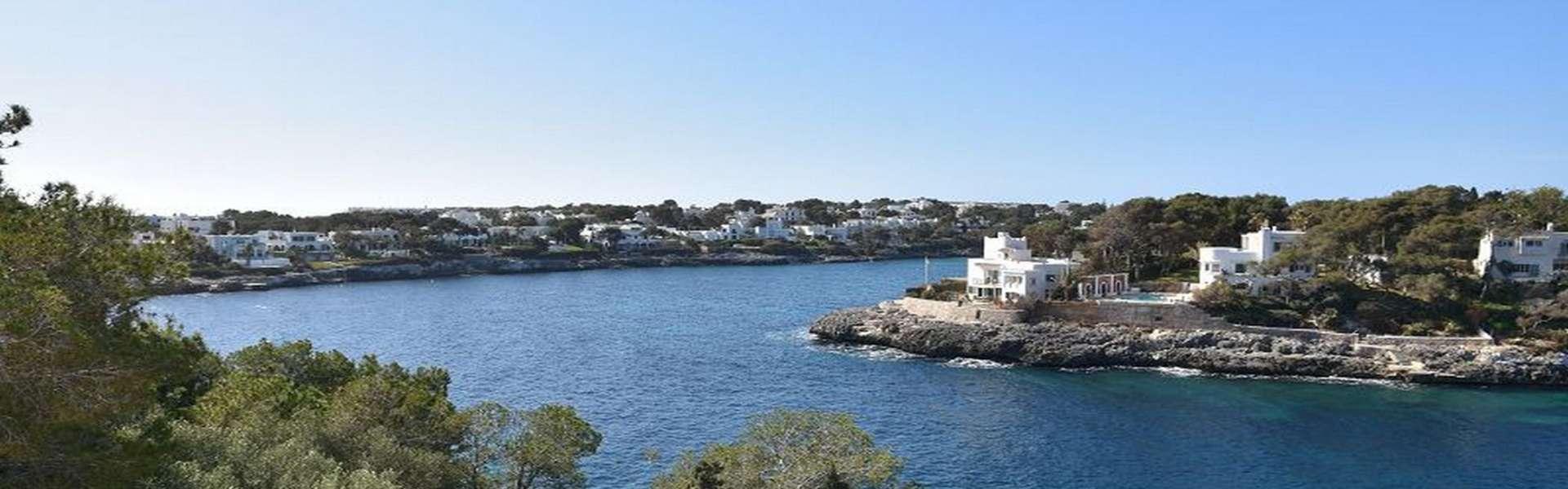 Cala d'Or - Villa nueva en primera linea de mar