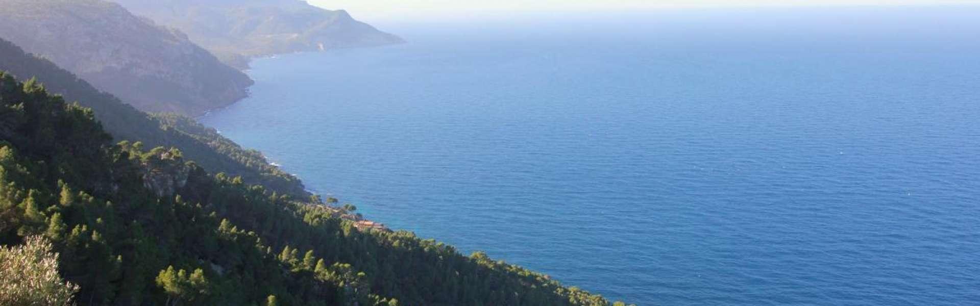 Villa con vistas al mar - Deia