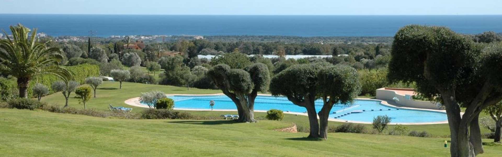 Apartment con vistas al mar en Golf Vall D'Or