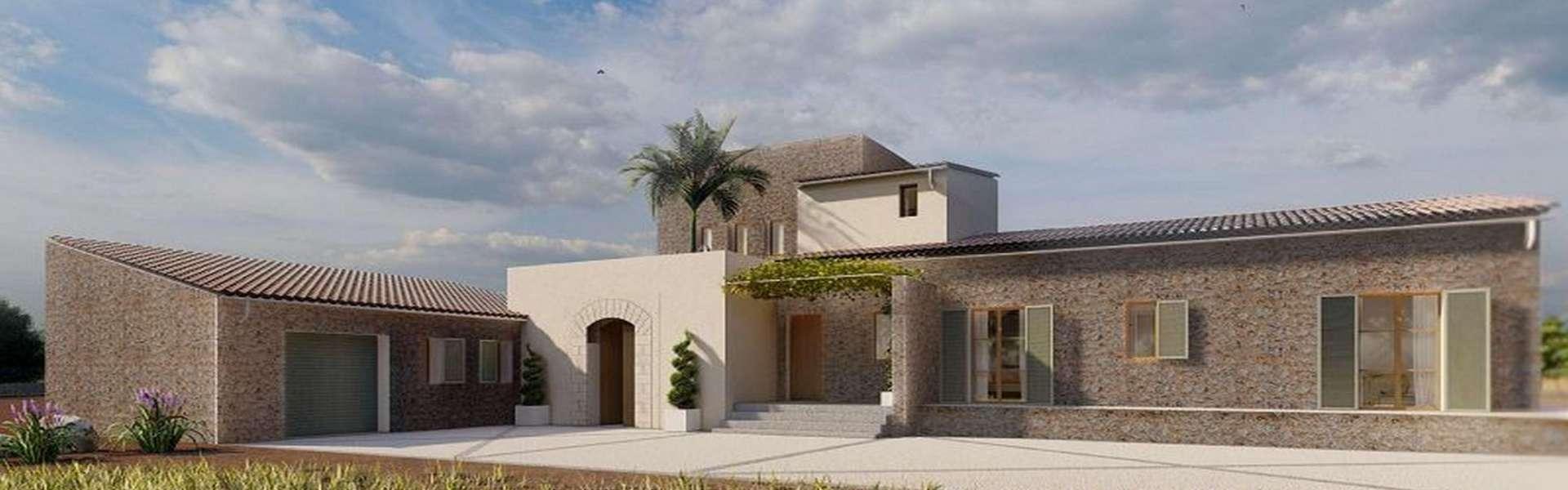 Nuevo proyecto de construcción cerca de Ses Salines