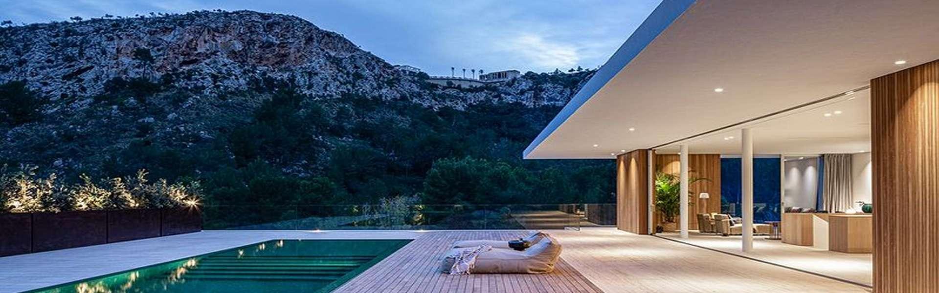 Palma/Son Vida - Villa de lujo con vistas impresionantes