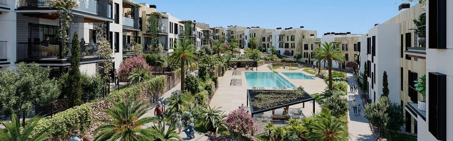 Palma/Campo de Golf Son Quint - Modernos apartamentos/ áticos en una hermosa ubicación