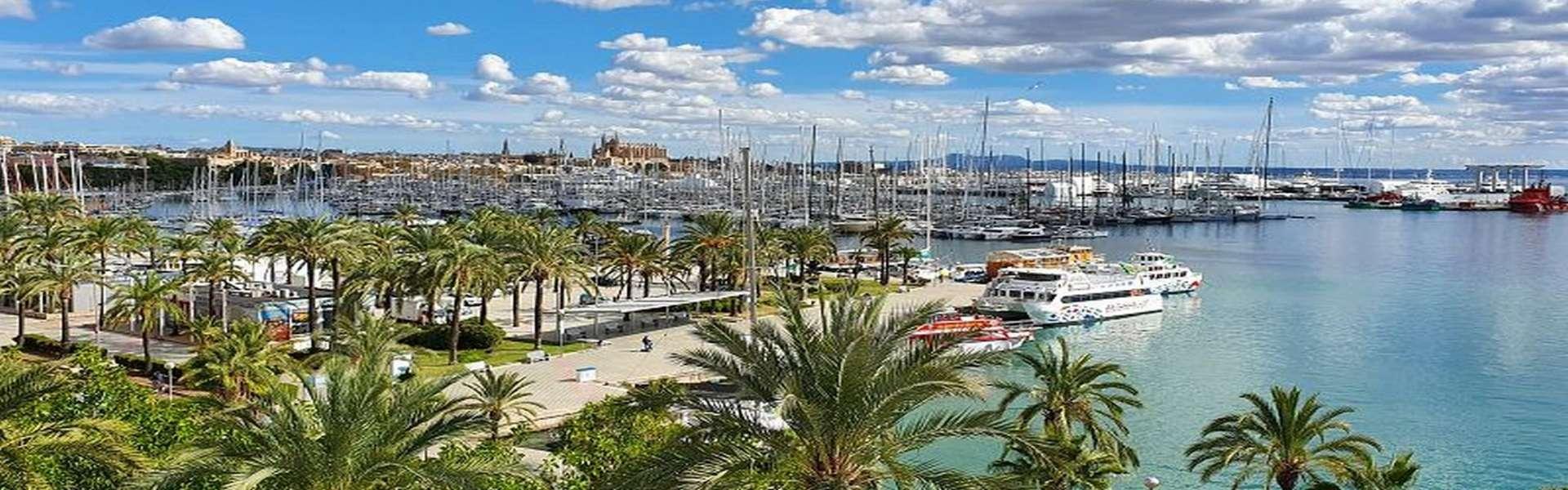 Palma/Paseo Marítimo - Apartamento con hermosas vistas en venta