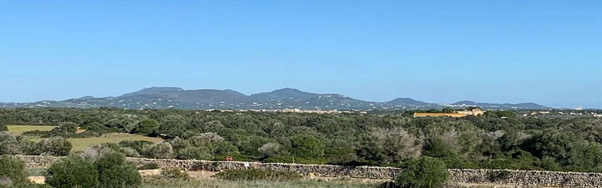 Magnífico chalet de campo en Santanyí/Ses Salines