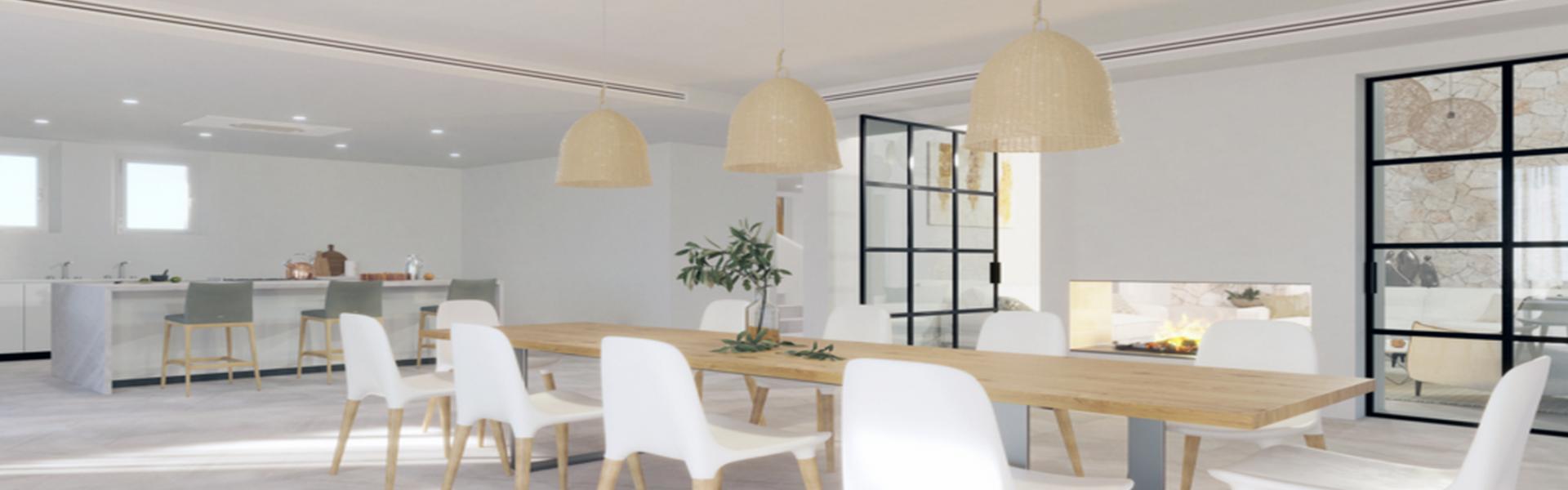 Campos - Elegante villa de nueva construcción en venta